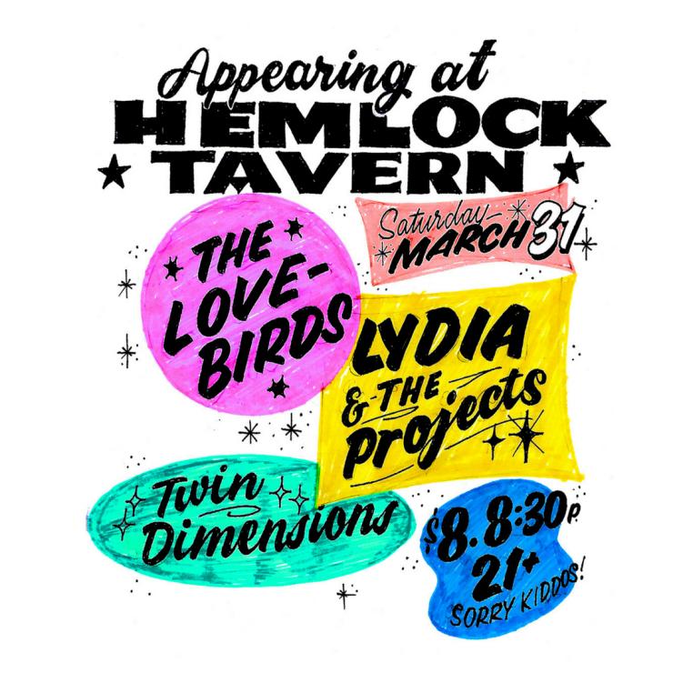Hemlock 3-31